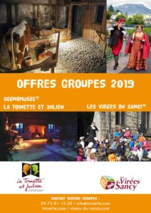 Brochure Groupes 2019